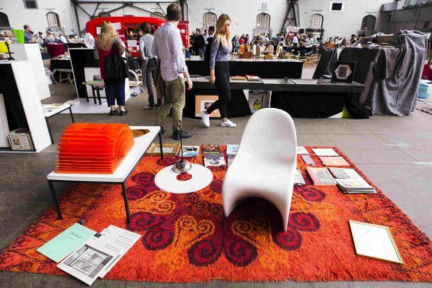 De la mode au Brussels Design Market