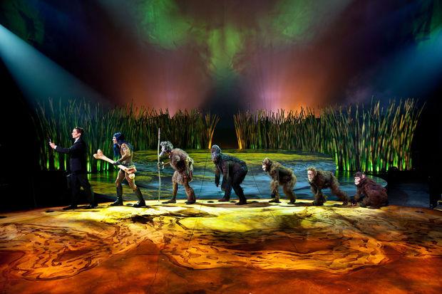 J'ai testé : le spectacle Totem du Cirque du Soleil