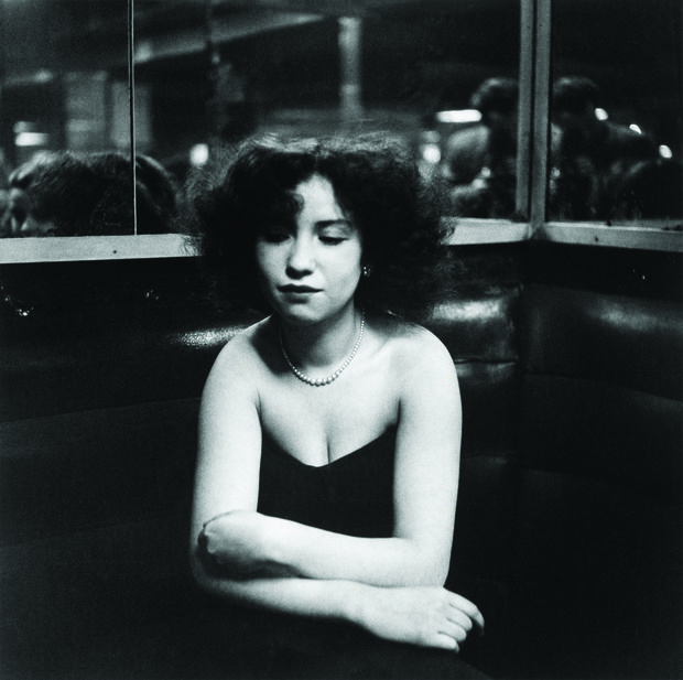 Robert Doisneau- Mademoiselle Anita- Paris- 1951