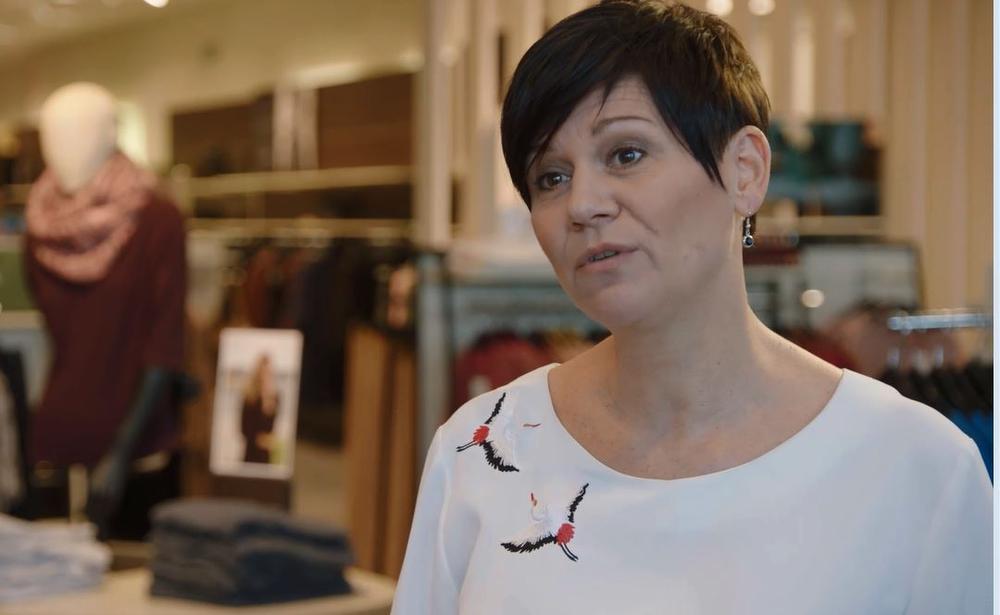 Sandra De Block, Personal Shopper chez e5.