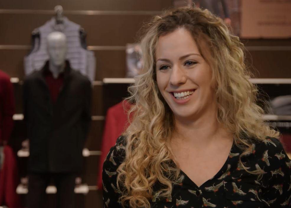 Brunilda, Personal Shopper chez e5.