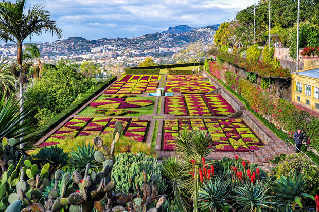 Funchal, Portugal , Getty Images