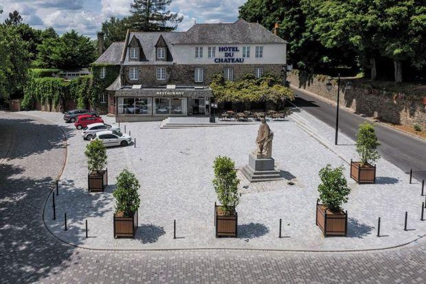 Bretagne - Combourg