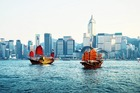 Vol direct vers Hong Kong