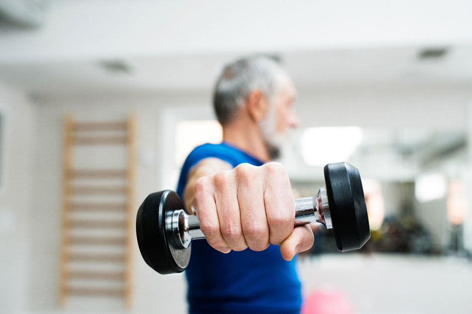 Comment conserver sa force musculaire