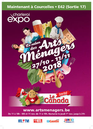 Expo : Salon des Arts Ménagers