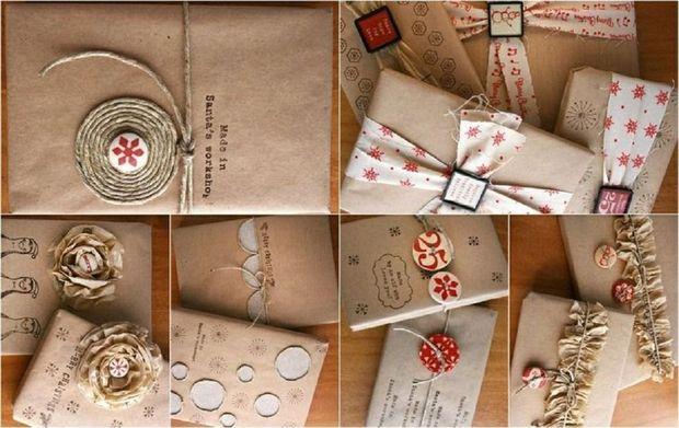 Emballages cadeaux : cette année, je mets le paquet !