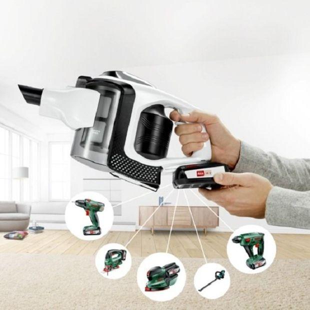 On a testé pour vous : L'aspirateur sans fil Bosch Unlimited