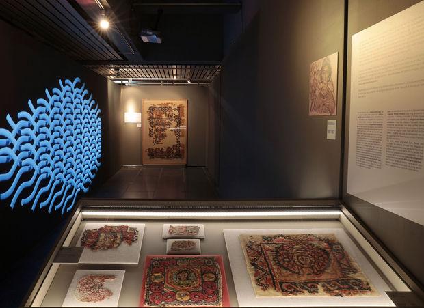 De Lin & de Laine : les textiles égyptiens s'exposent à Mariemont