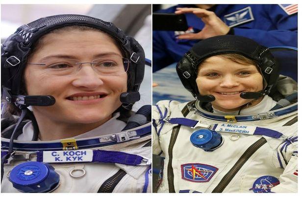 Les femmes bientôt à la conquête de l'espace