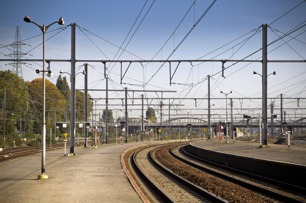 Une application belge qui comptabilise les trains en retard