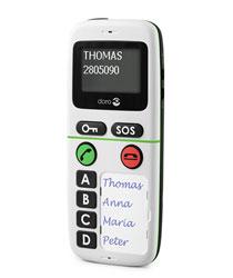 Les GSM les plus faciles d'utilisation