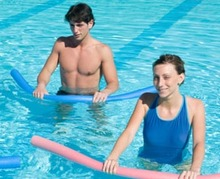 Les activités aquatiques peuvent ralentir le vieillissement