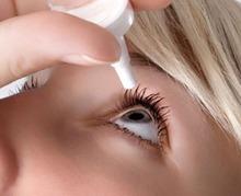 Solutions pour les yeux secs