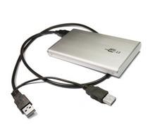 Sauvegarder du contenu sur un disque dur externe