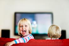 Bientôt un message d'avertissement sur les méfaits de la télévision pour les bébés