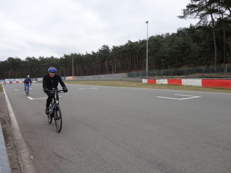 60 km sur le circuit de Zolder