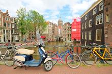Découvrez les Pays-Bas à vélo