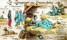 Parlez-vous le langage des tranchées?