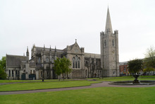 Dublin en lettres capitales