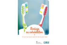 Nouvelle brochure 'Mariage ou cohabitation'