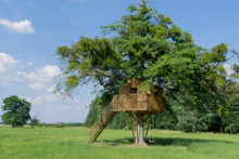 Le Glamping, le camping chic insolite