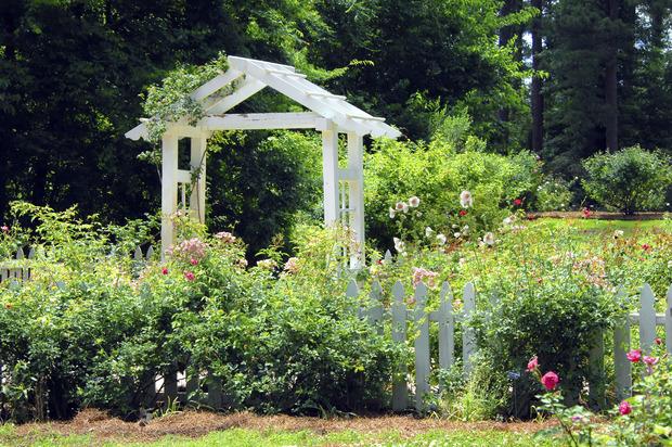 Le charme d sinvolte du jardin l 39 anglaise loisirs - Jardins a l anglaise ...