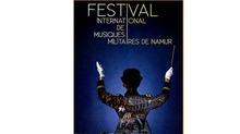 Festival de musiques militaires à Namur