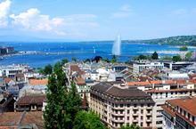 """Genève élue meilleure destination """" vacances en ville """" d'Europe"""