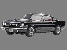 Une expo pour les 50 ans de la Ford Mustang