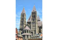Un peu de la cathédrale de Tournai dans votre intérieur
