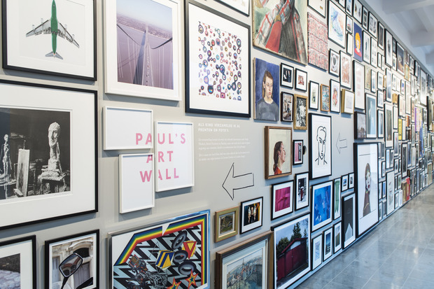 Expo sur le styliste Paul Smith