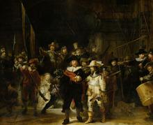 Au Rijksmuseum, Rembrandt retrouve sa ville natale