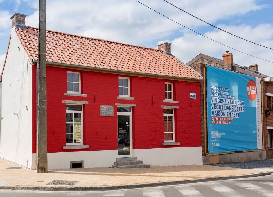 La maison Van Gogh à Colfontaine accessible au public gratuitement