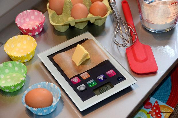 plus magazine vous g te remportez votre balance de cuisine digitale concours plusmagazine. Black Bedroom Furniture Sets. Home Design Ideas