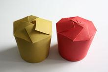 DIY : Quand un vulgaire gobelet se transforme en jolie boîte à cadeau