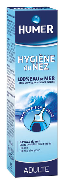Gagnez votre Humer Hygiène du Nez spray