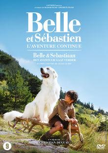 Remportez votre dvd de Belle & Sébastien