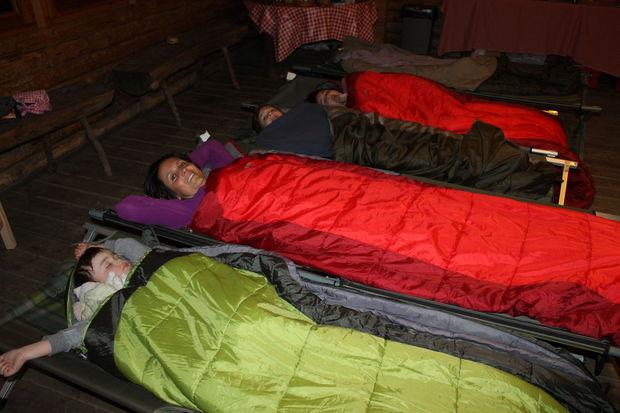 J 39 ai test dormir avec les ours soci t - De quel cote dormir ...