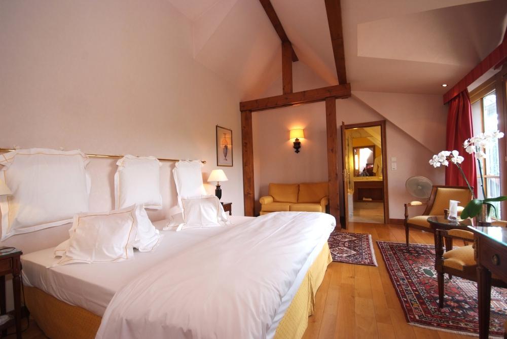 Parenthèse romantique dans un hôtel de rêve