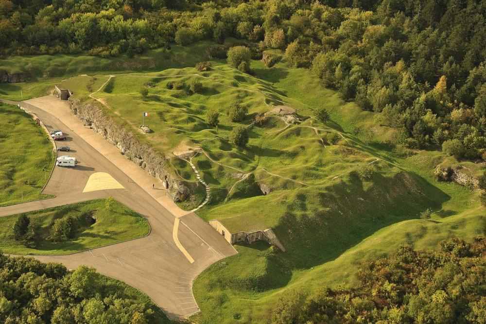Fort de Vaux, Verdun.