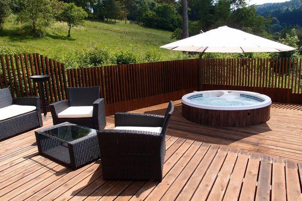 Chalets-spa privatifs à l'ambiance 100 % romantique., Tourisme Lorraine