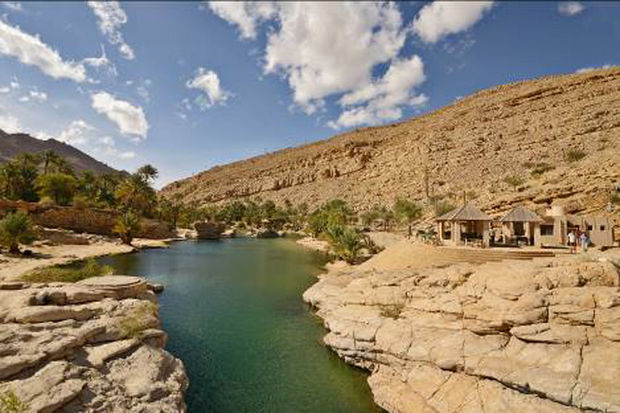 Wadi Bani Khalid, Sultanate of Oman, Ministry of Tourism
