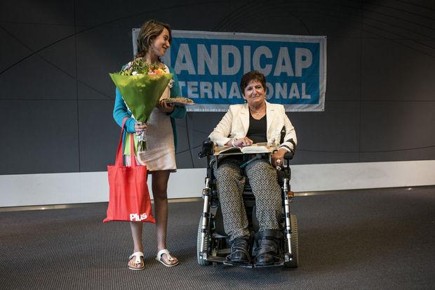 Handicap international a désigné ses Bricoleurs du coeur 2016