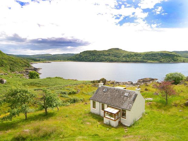 Les 5 locations de vacances les plus isolées d'Europe