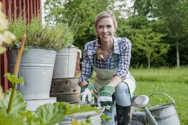 Le Jardinage Comme Sport Sant