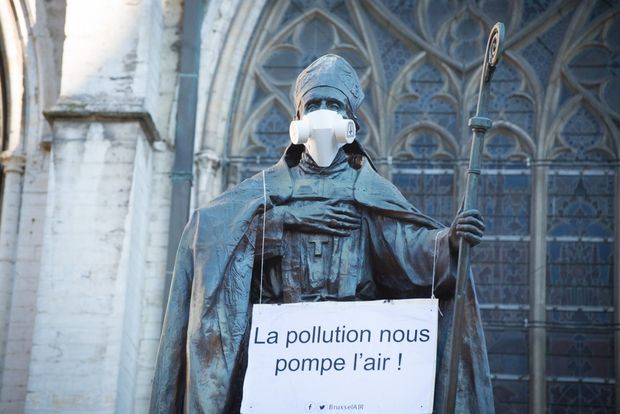 La pollution, responsable de 9 millions de morts en 2015
