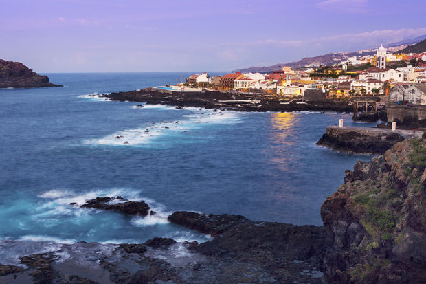 Garachico, Tenerife., Getty Images/iStockphoto
