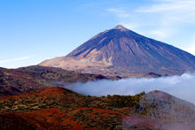 Mt Teide Tenerife