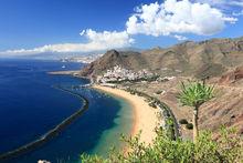 Playa de las Teresitas, Getty Images/iStockphoto